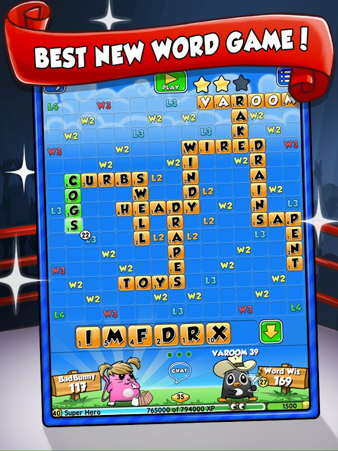 best free word games for android tablet