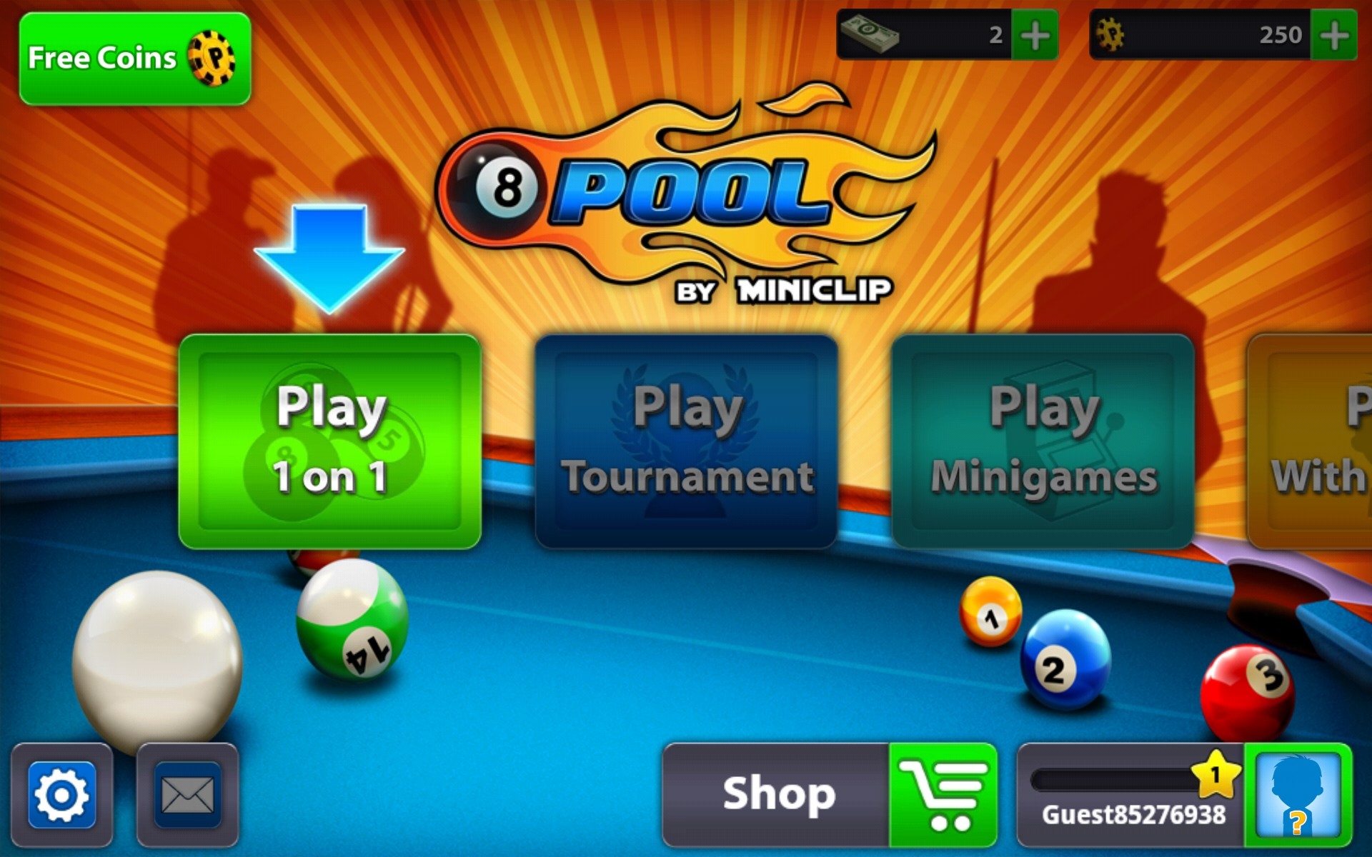 download pc pool 8ball