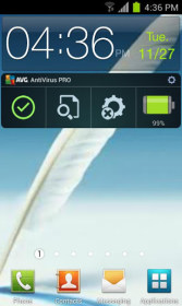 AntiVirus Security - FREE para Samsung GT-N7000 Galaxy Note