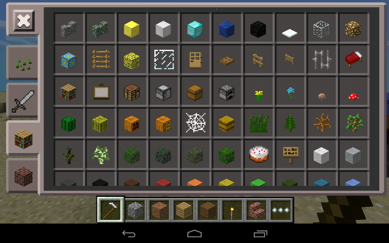Minecraft Pocket Edition на Русском Android - …