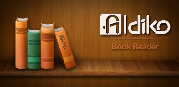 Aldiko Book Reader for Amazon Kindle Fire HD