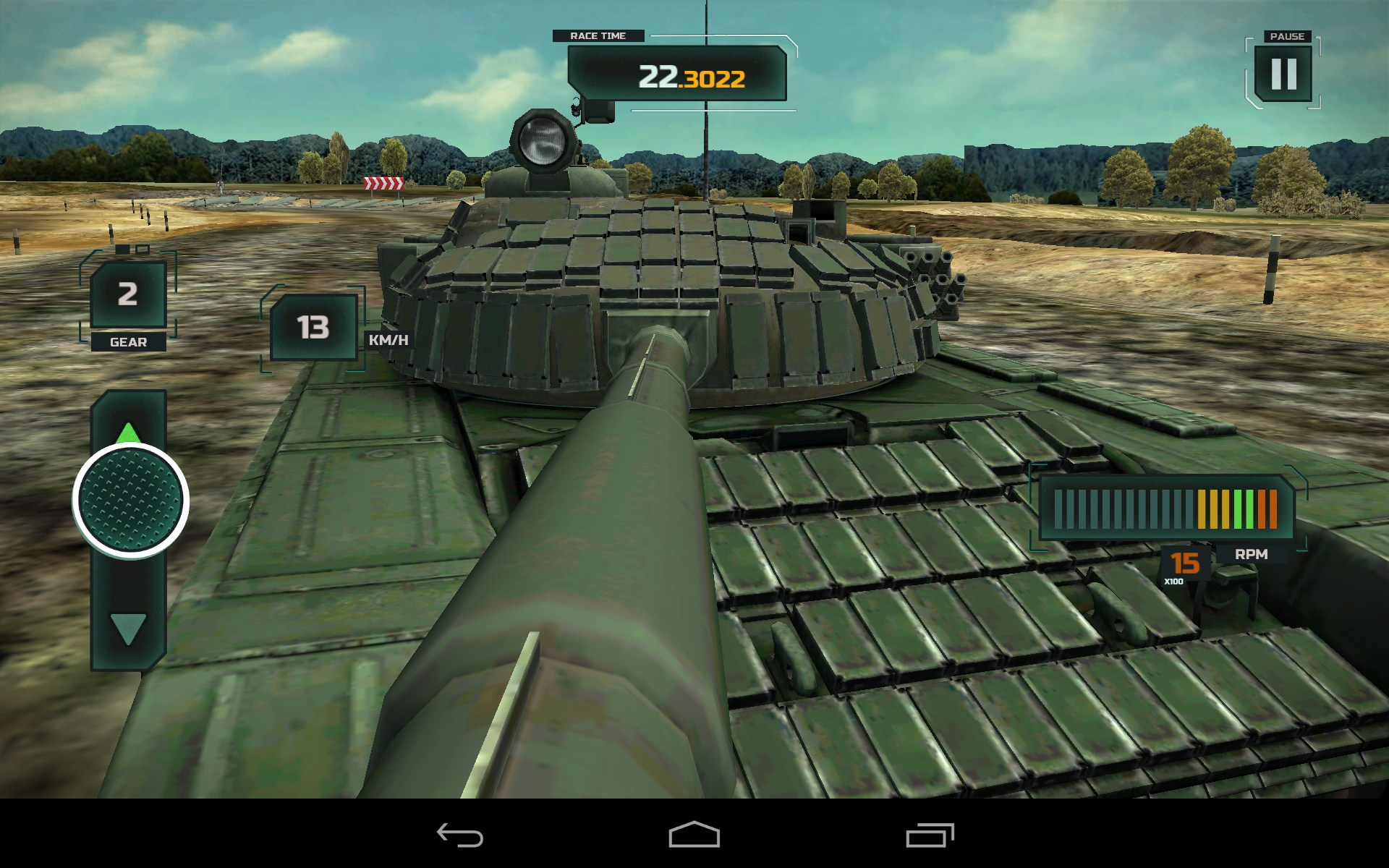 Android games for tablet.