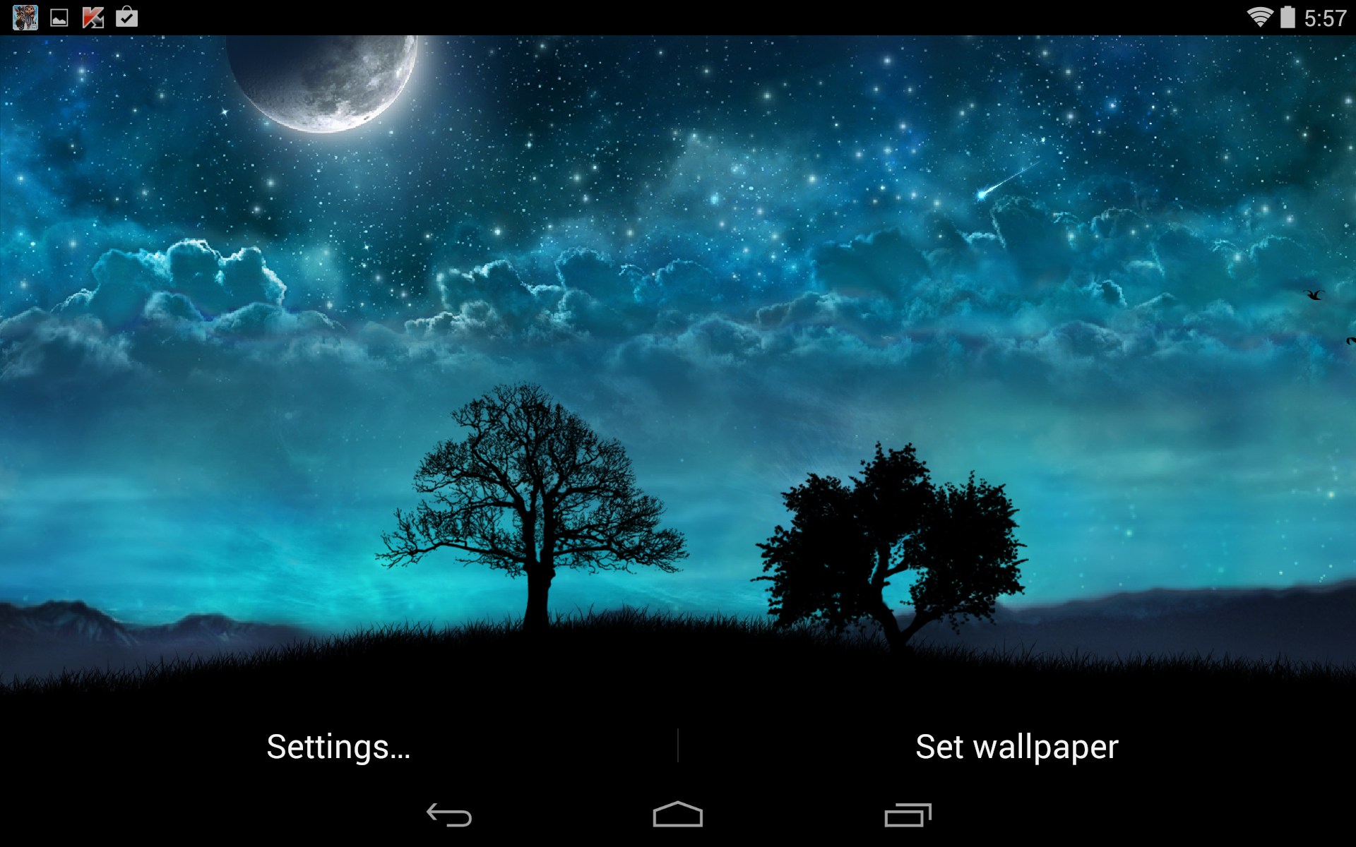 live wallpaper for samsung gt s5360