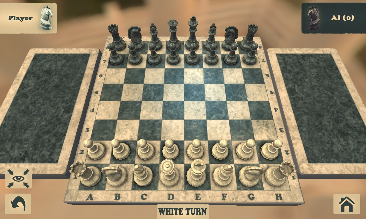 Brain games: chess game: download and play.