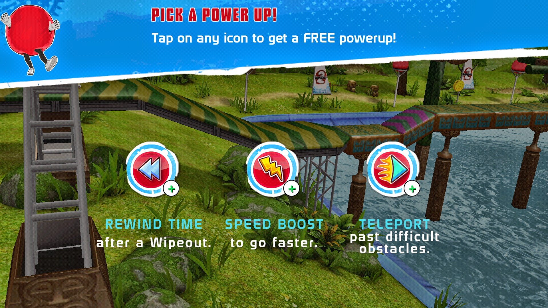 wipeout free online game no download