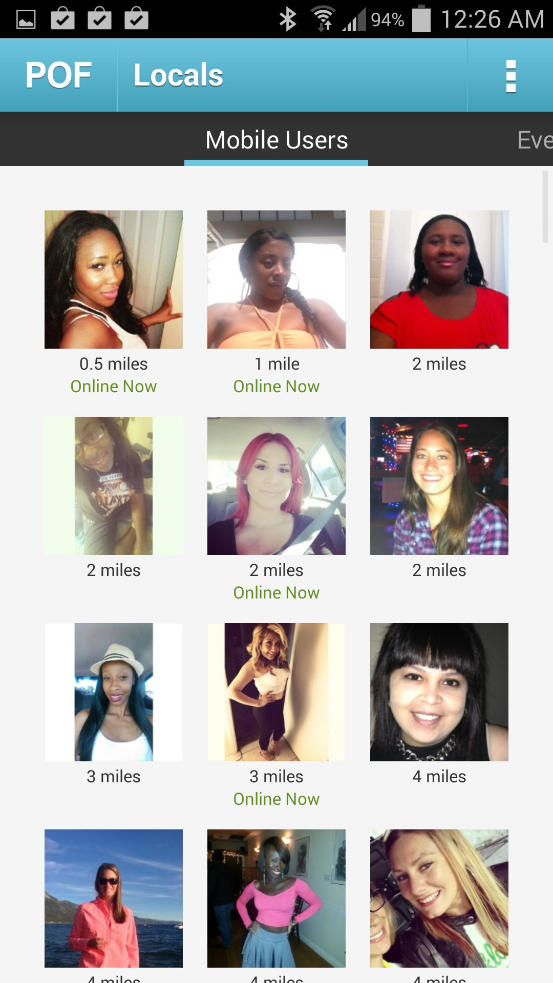 The rules of internet dating for women