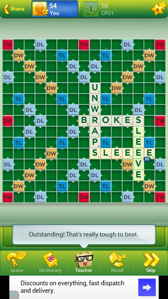 how to download scrabble game for free