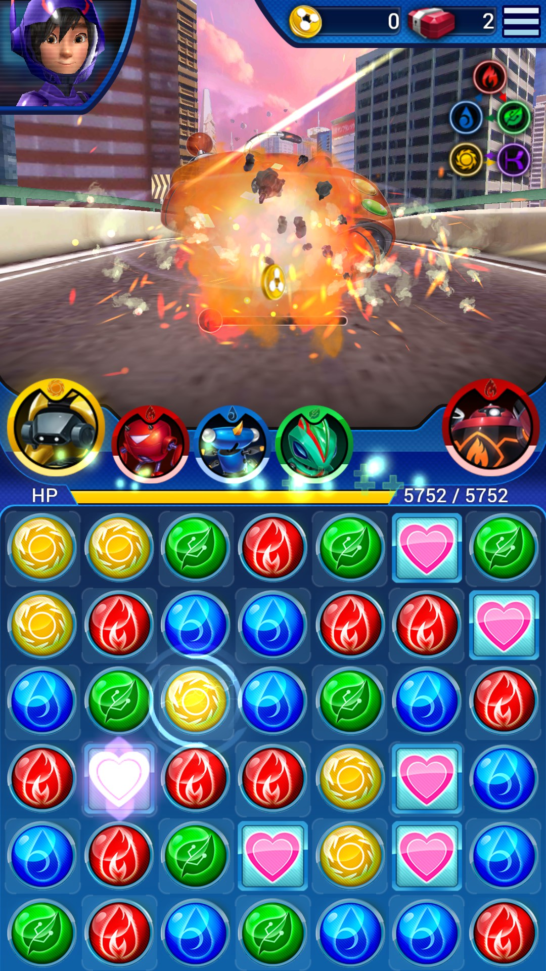 Big Hero 6 for Android - APK Download - APKPure.com