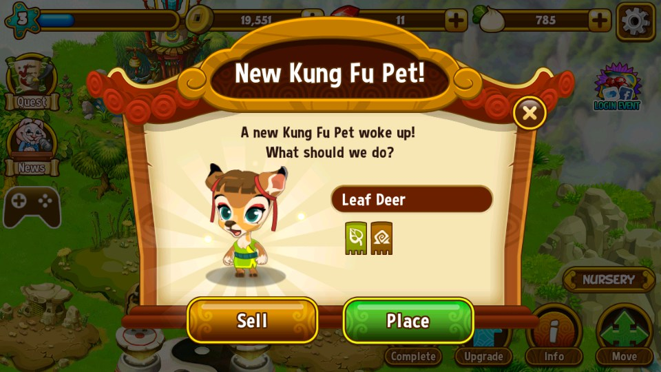 Kung Fu Pets for Amazon Kindle Fire 2018 – Free download