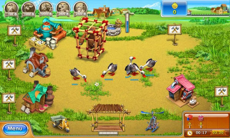 Farm Frenzy 3 for Amazon Kindle Fire HD