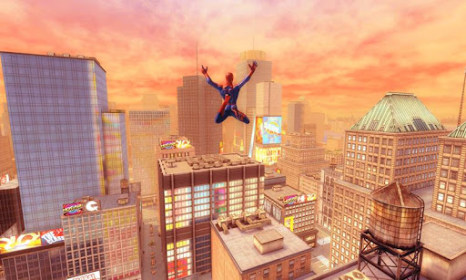 The Amazing Spider Man for Sony Xperia C