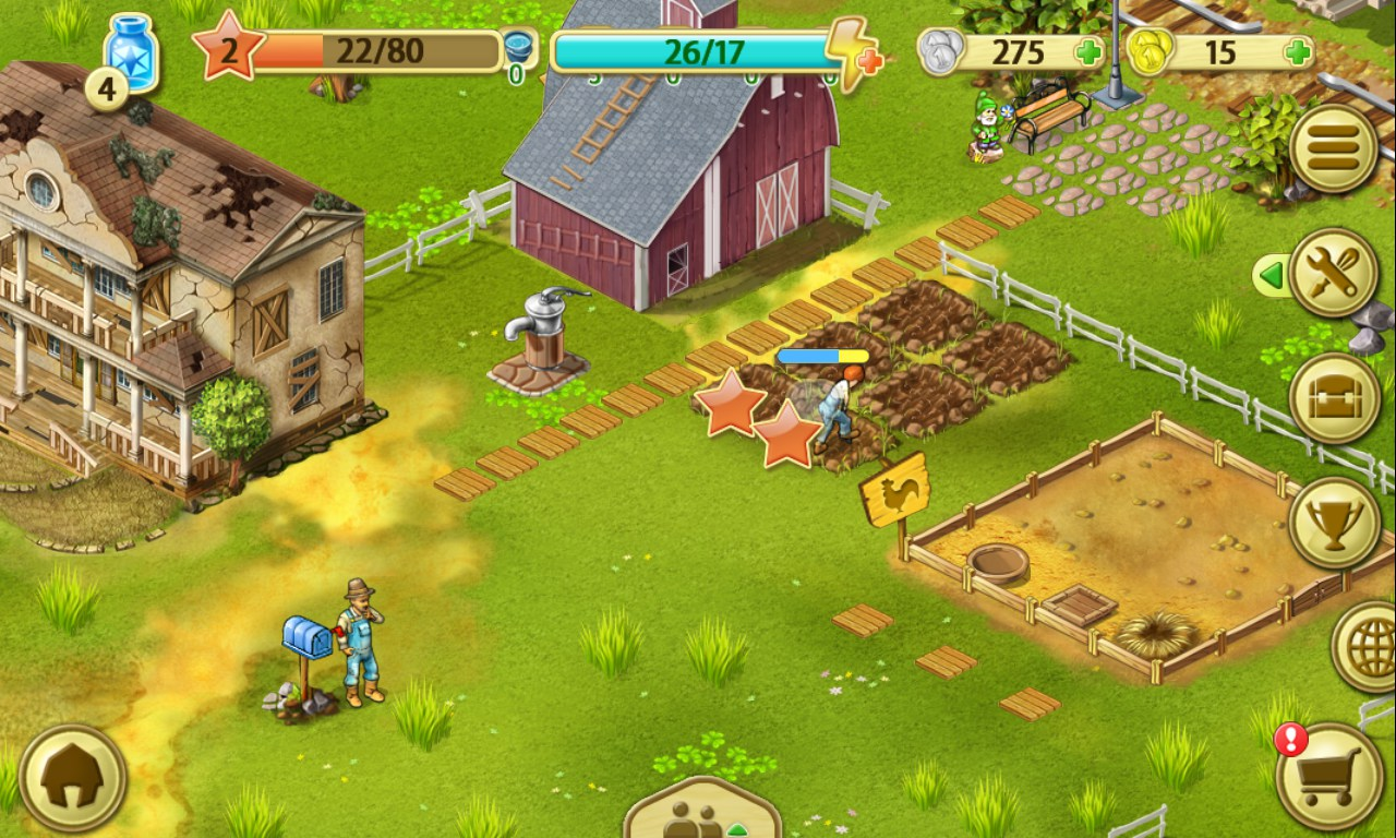 Good Games For Free : Farm up games for windows phone free download