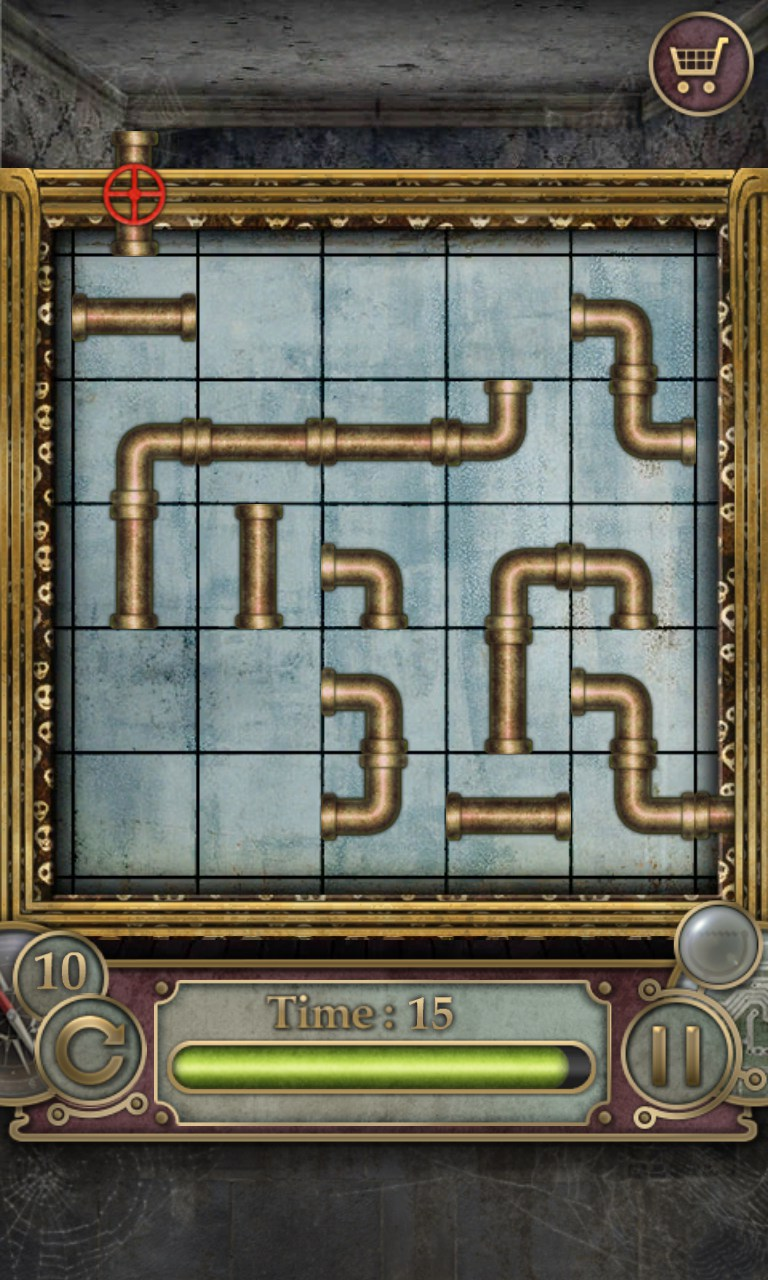 Escape the mansion games for windows phone free for Escape puzzle