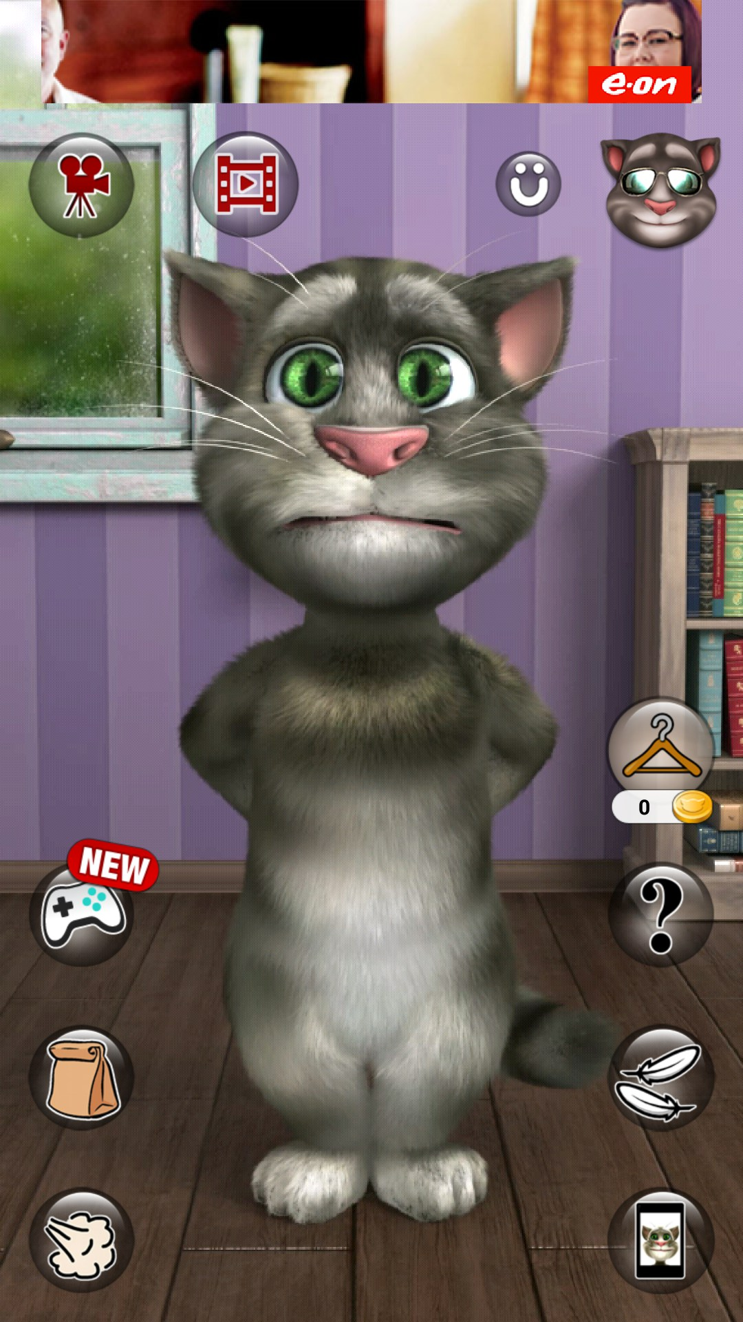 Talking Tom Cat 2 for Nokia XL 2018 – Free download games