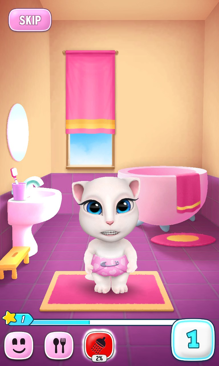 How to play my talking angela on pc free download (windows 7/8.