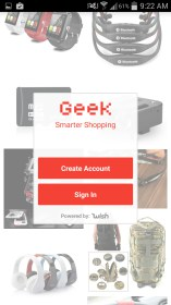 Geek - Smarter Shopping