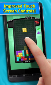 TETRIS for Alcatel One Touch 990