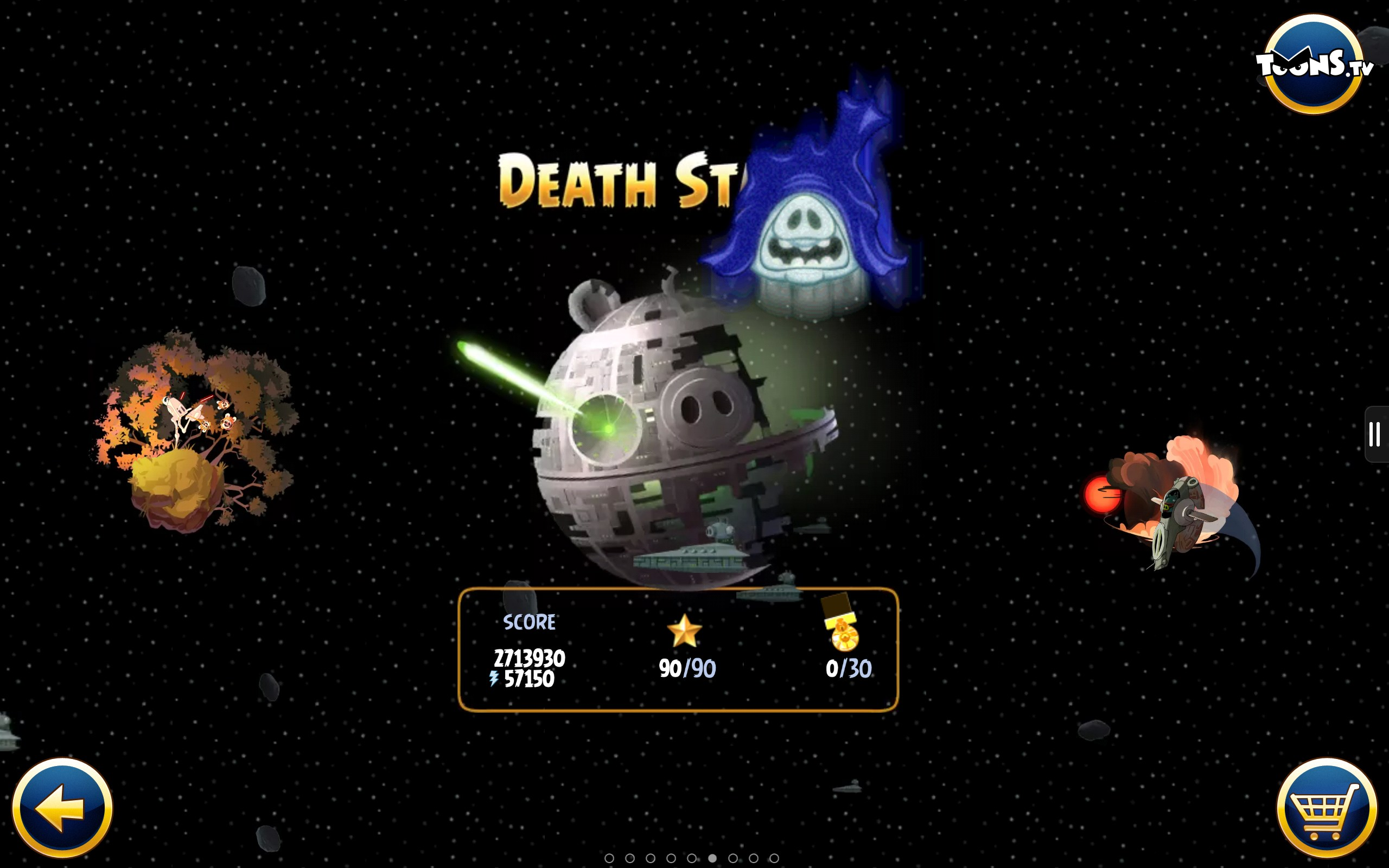 Angry Birds Star Wars HD - Apps on Google Play