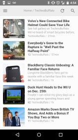 Feedly: blog, news, RSS reader