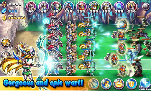 Empire Vs Orcs Juegos Para Android 2018 Descarga