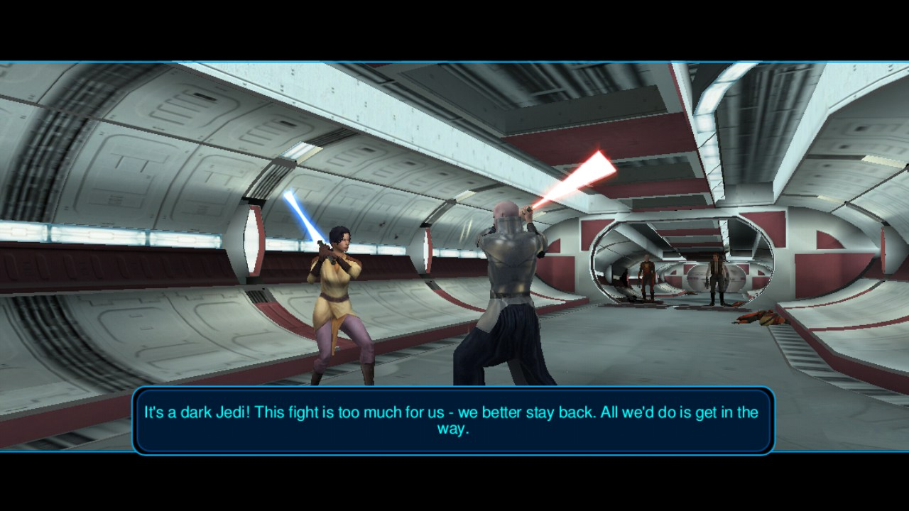'Star Wars: Knights of the Old Republic' app review: an ...