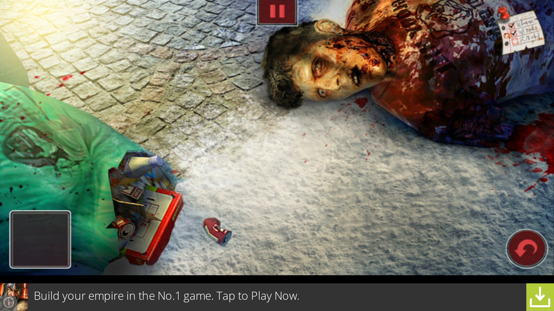 Zombie Santa Game Santa vs Zombies 2 For