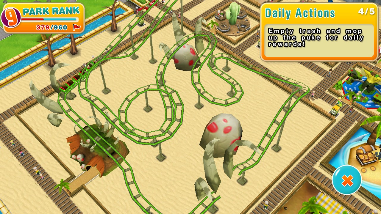 Theme Park for Lenovo A766 2018 – Free download games for