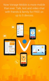 Vonage Mobile® Call Video Text para Samsung S5670 Galaxy Fit