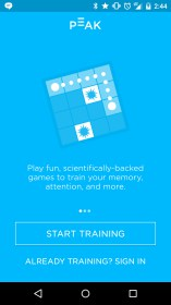 Peak – Brain Games & Training