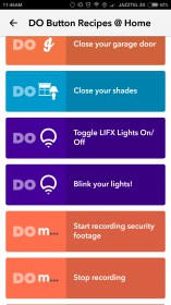 Do Button by IFTTT para LG E510 Optimus Hub