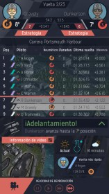 Motorsport Manager Mobile para Samsung Galaxy Tab 4 10.1