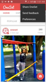 Oneset - Smart Fitness Trainer