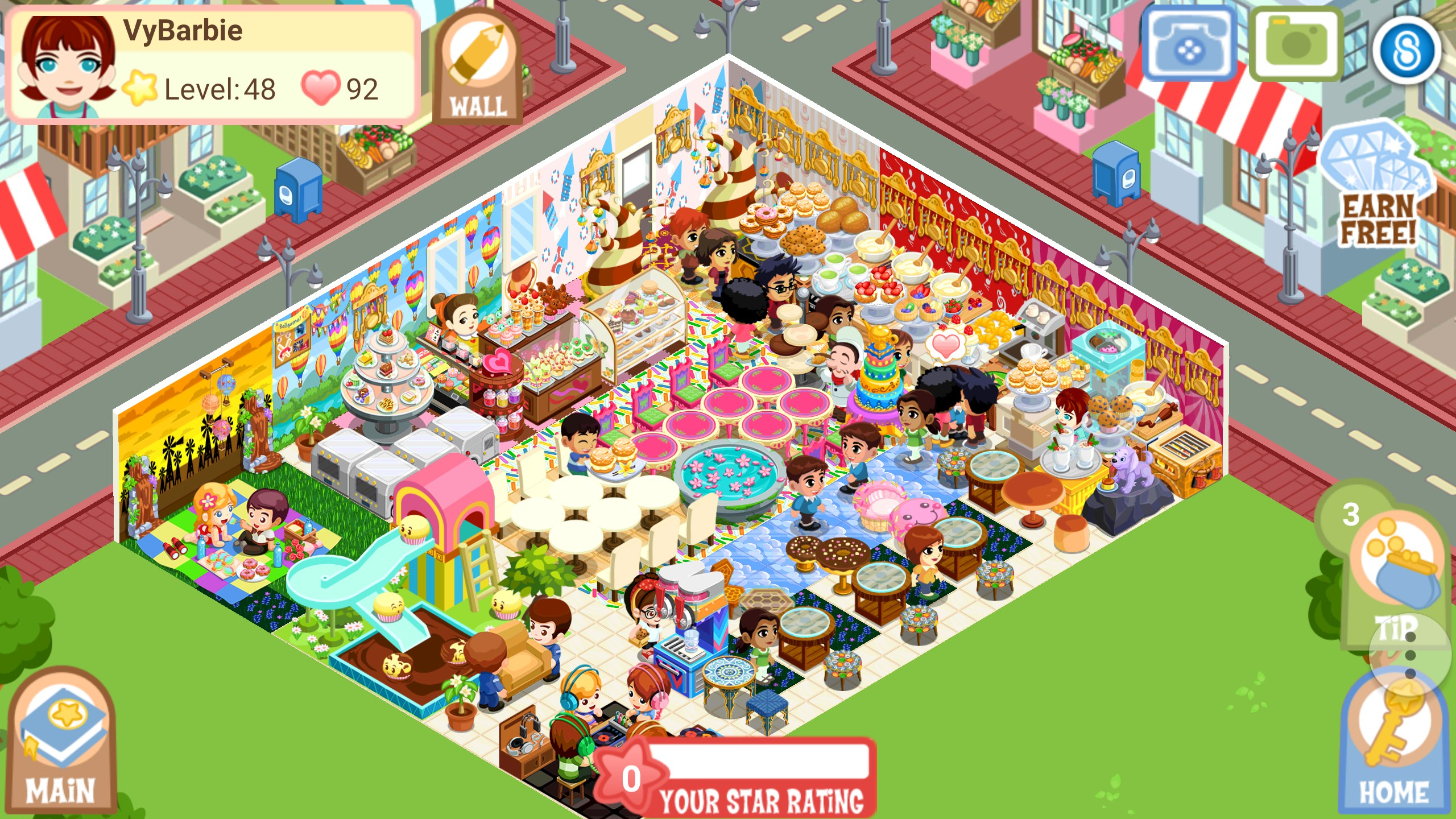 Bakery Story - Confused about how the Collectibles work in ...