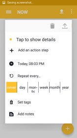 Swipes - Plan & Achieve Tasks