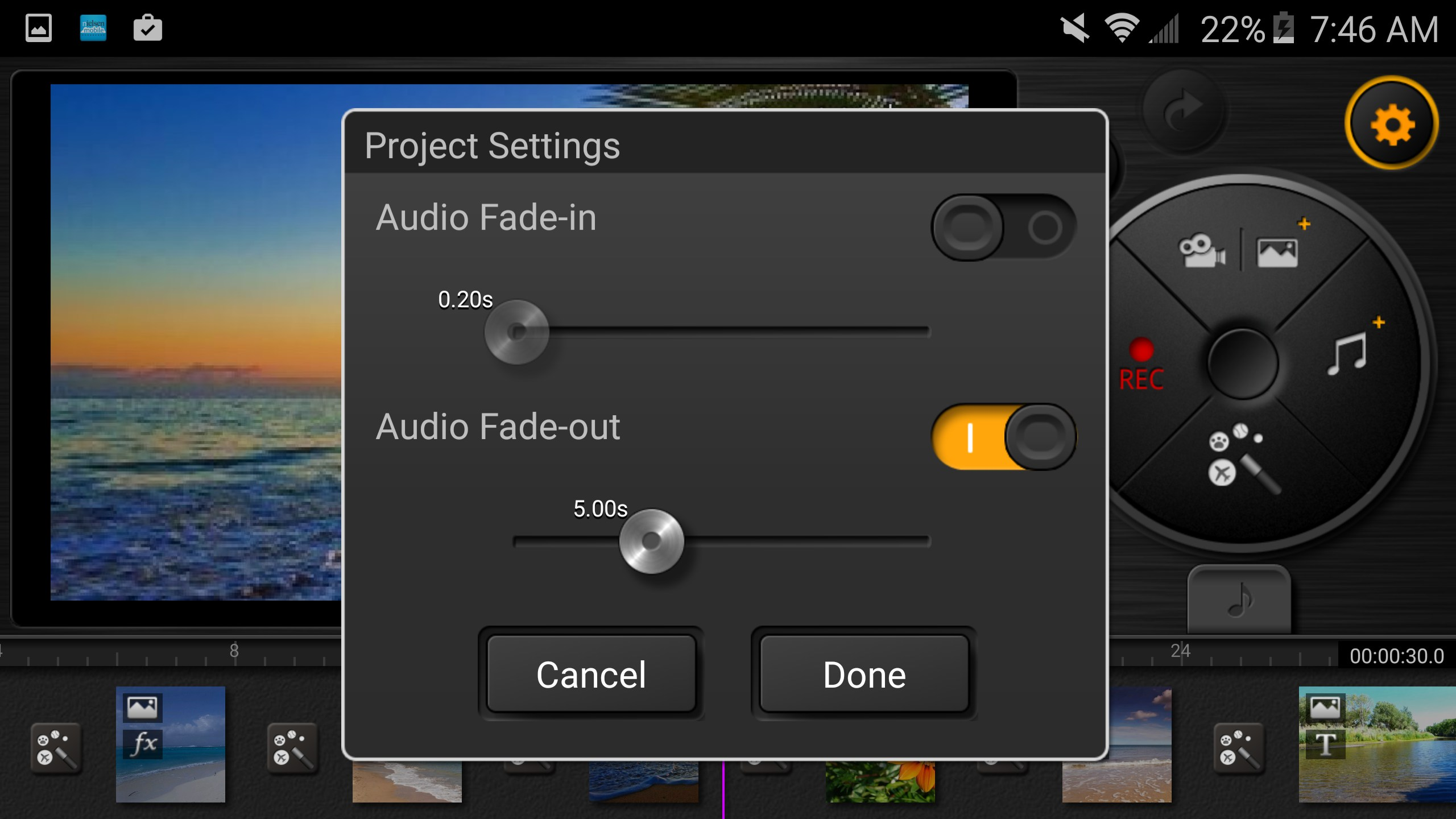 Kinemaster €� Pro Video Editor For Sony Xperia Sp