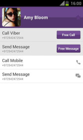 Viber: Free Calls & Messages for HTC Desire X