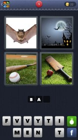 4 Pics 1 Word for LG Optimus Black