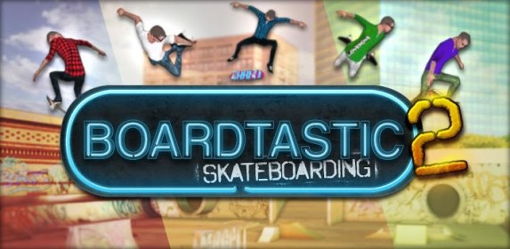 Boardtastic Skateboarding 2 for TeXet TM-9738W (3G)